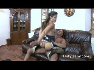 Смотреть видео секс служанки